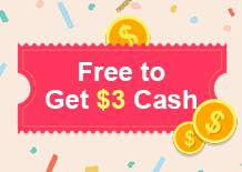 Free to Get $3 Cash