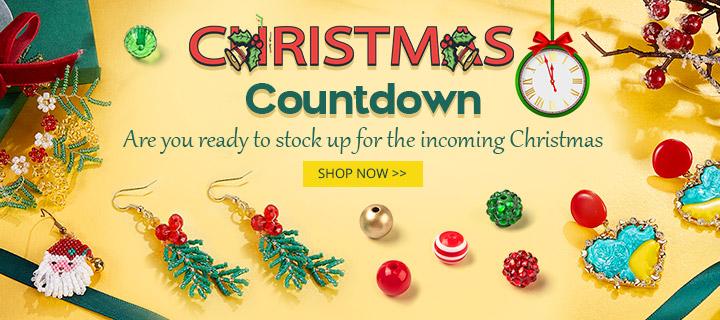 Christmas Countdown Shop Now