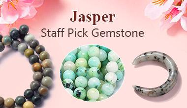 Jasper Staff Pick Gemstone