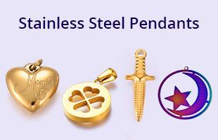 Stainless Steel Pendants